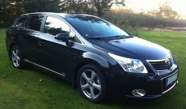 Toyota Avensis T27 1.8 Stationcar - Toyota Extreme